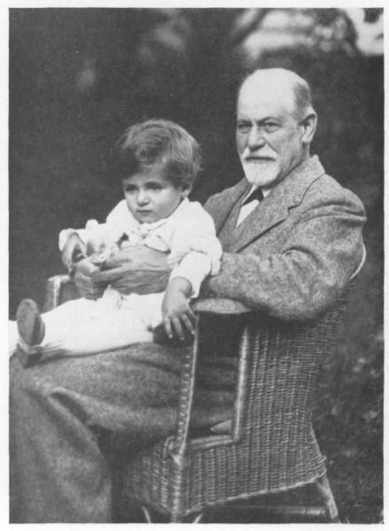 Зигмунд Фрейд. Фото: public domain/wikipedia