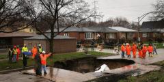 Провалы почвы: почему проваливаются города