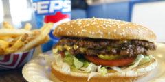 Звёзды рекламируют вредную пищу