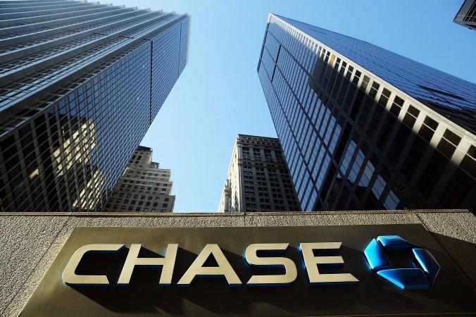 One Chase Plaza в Нижнем Манхэттене 14 октября 2014 г., Нью-Йорк. Это знаменитое здание купила частная китайская инвестиционная компания. Фото: Spencer Platt/Getty Images