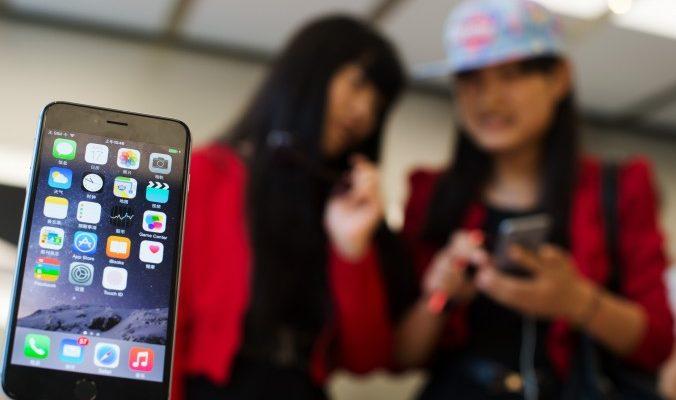 Китайская фирма обвинила Apple в плагиате