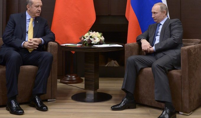 Торговое партнёрство и скидки на газ — главные темы переговоров президента РФ в Турции