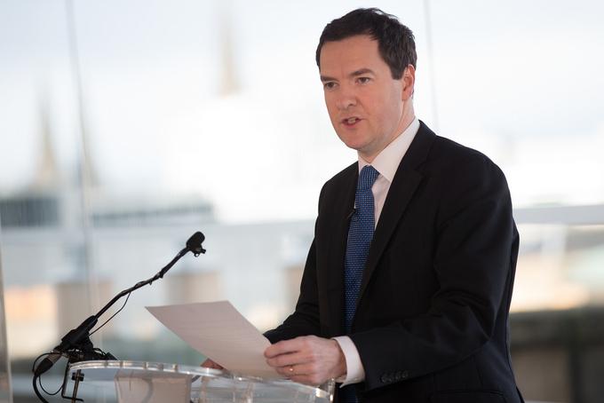 Министр финансов Джордж Осборн пригрозил повышением налогов в случае выхода из ЕС. Фото: James Glossop/WPA Pool/Getty Images