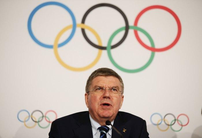 Президент Международного олимпийского комитета Томас Бах. Фото: Matt King/Getty Images