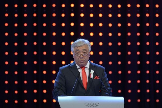 Министр иностранных дел РК Ерлан Идрисов утверждает, что не прелагал переименовать Казахстан. Фото: MOHD RASFAN/AFP/Getty Images