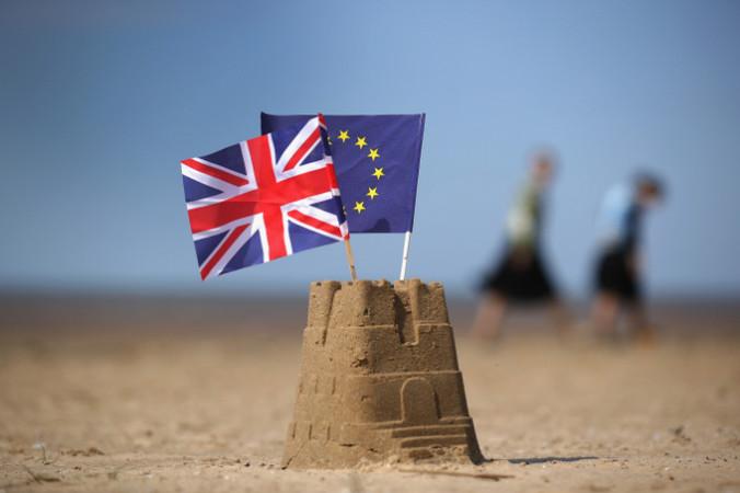 Британцы решают судьбу Евросоюза. Фото: Christopher Furlong/Getty Images