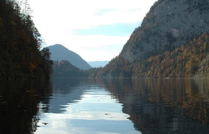 Озеро Топлиц. Фото: wikipedia.org/ public domain
