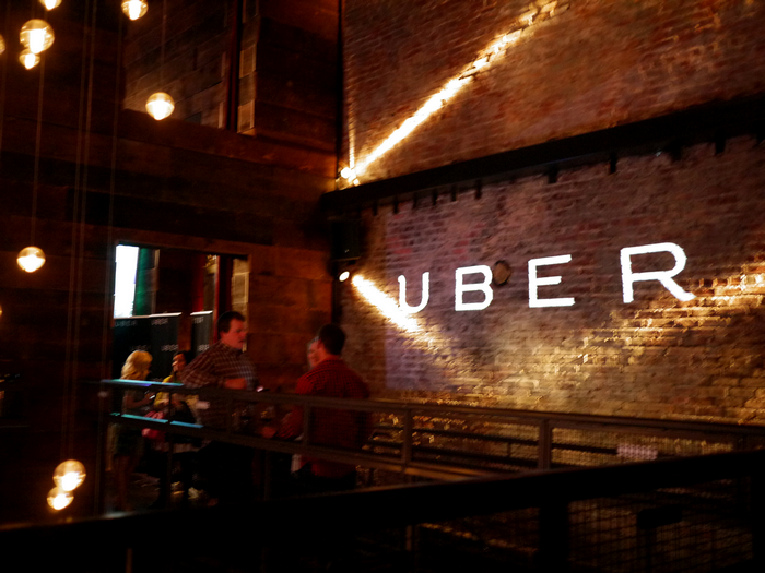 Uber, UberPool, такси, Москва, Трэвис Каланик