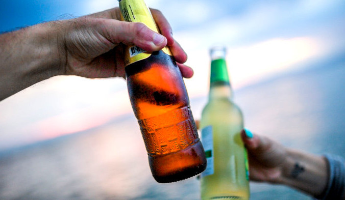 алкоголь, спиртное, пиво, отдых