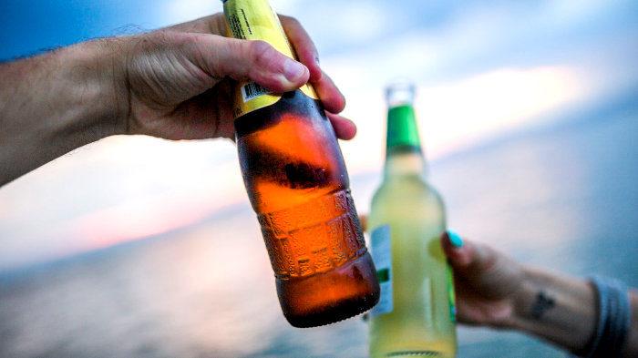Необязательно быть алкоголиком, чтобы подорвать печень спиртным