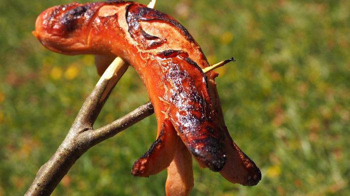 Врачи советуют сократить количество жареной пищи в жару