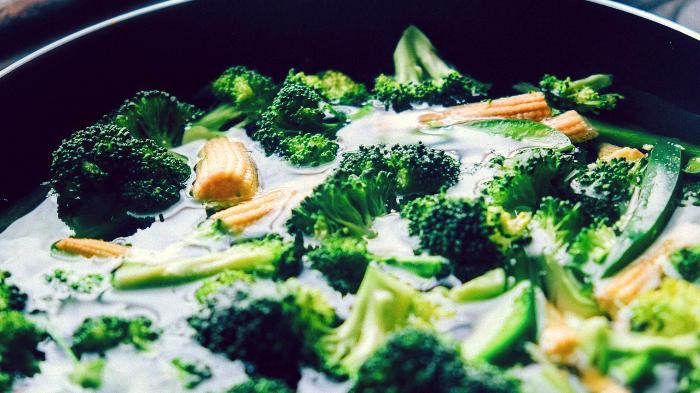 брокколи, овощи