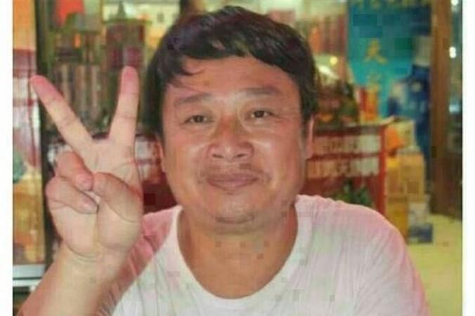 Китайские пользователи запустили кампанию «В поисках смелого гражданина Чэнь Юньфэя». Фото: Chen Chen/Weibo