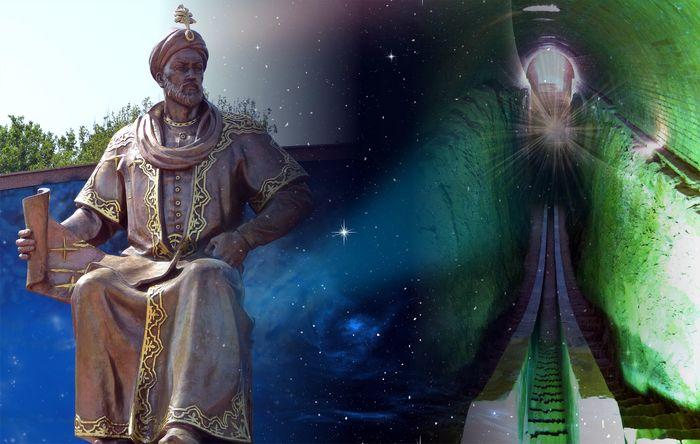 Улугбек, внук Тимура и его знаменитый сектант в обсерватории в Самарканде. Фото: public domain/wikipedia/pixabay
