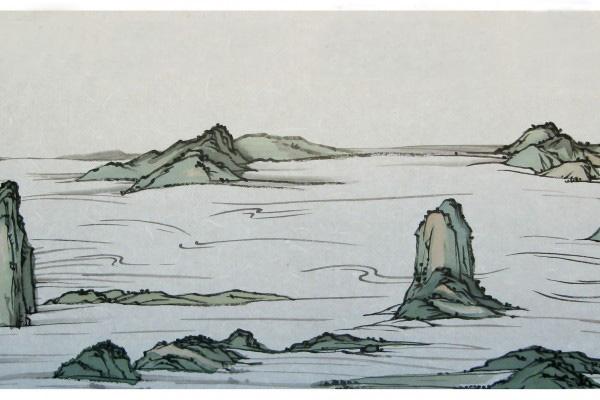 Императоры Яо, Шунь и Юй правили во времена легендарного потопа, который полностью уничтожил цивилизацию. Иллюстрация: Великая Эпоха