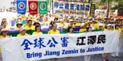 Отчёт: в Китае за месяц было незаконно задержано более тысячи сторонников Фалуньгун