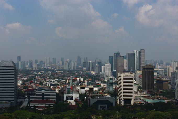 Джакарта стала жертвой массового строительства. Фото: pixabay.com/CC0 Public Domain