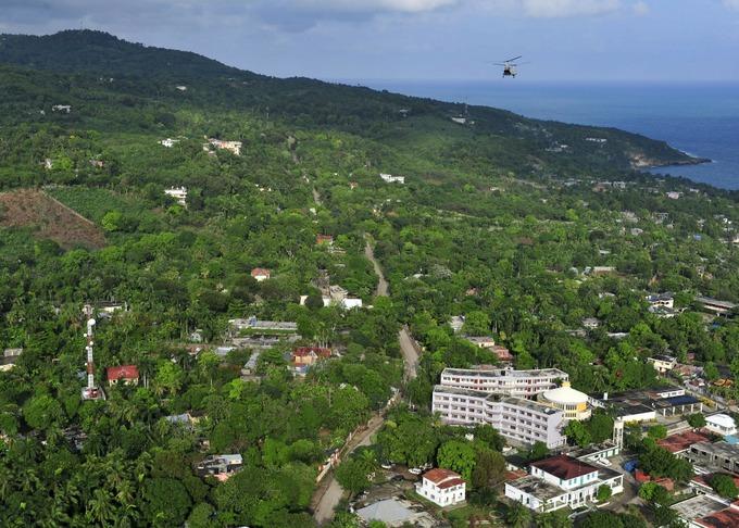 Остров Гаити славится своей красивой природой и песчаными пляжами. Фото: pixabay.com/CC0 Public Domain