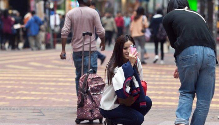 Китайские туристы занимают первое место в мире по расходам за границей