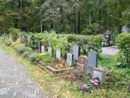 Смоленское кладбище. Фото: Светлана Ковалева/commons.wikimedia.org/CC BY-SA 3.0