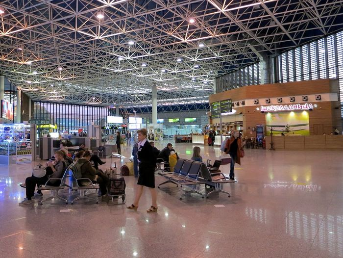 Международный аэропорт в Сочи. Фото: Stefan Krasowski/commons.wikimedia.org/CC BY 2.0