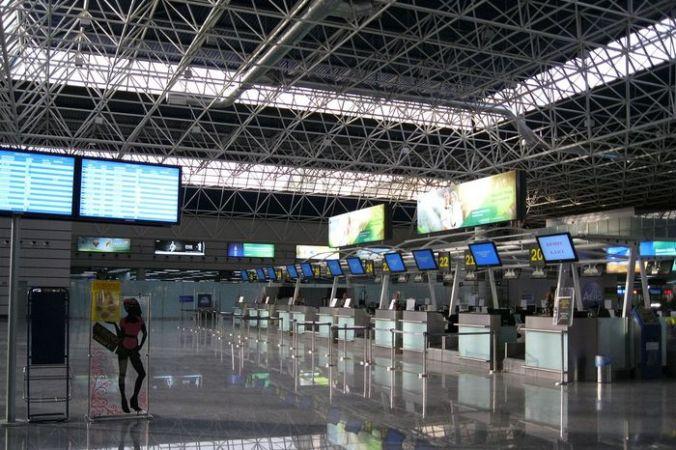 Международный аэропорт в Сочи. Фото: Alexander V. Solomin/commons.wikimedia.org/CC BY-SA 3.0