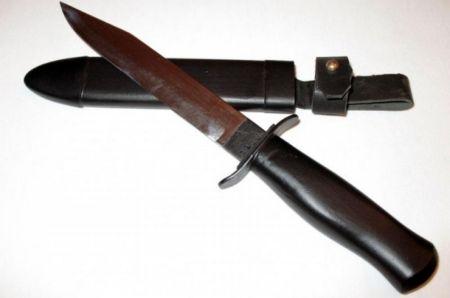 Армейский нож НА 40, 1940 г. Фото: Оружейная правда/russianguns.ru