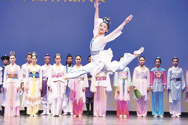 Телеканал NTD объявил, что гонконгский этап 7-го Международного конкурса классического китайского танца пройдёт 1 августа 2016 года на стадионе Макферсона в Монгкоке, Гонконг. Фото: Larry Dai/Epoch Times