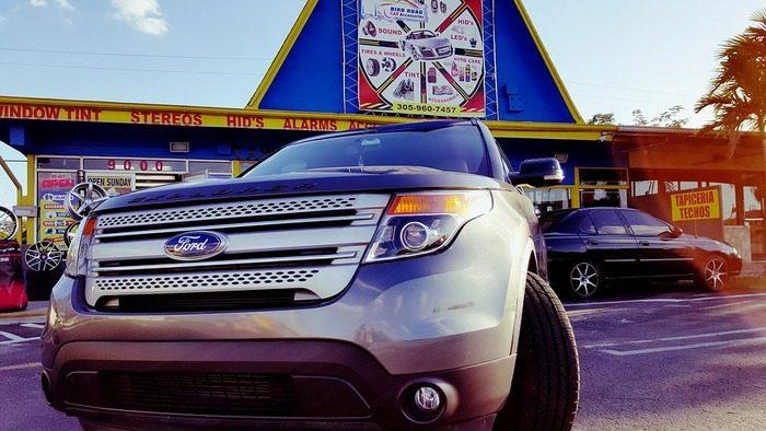 Ремонт рулевого управления Форд в «ЗапчастиФорд.РФ» ― гарантия плавного хода