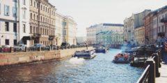 Река Фонтанка — хранительница истории Санкт-Петербурга