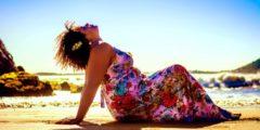 Советы, как выглядеть модно дамам с пышными формами
