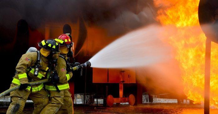 Интересные факты из жизни пожарных