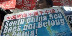 Как китайцы отреагировали на решение международного суда по Южно-Китайскому морю