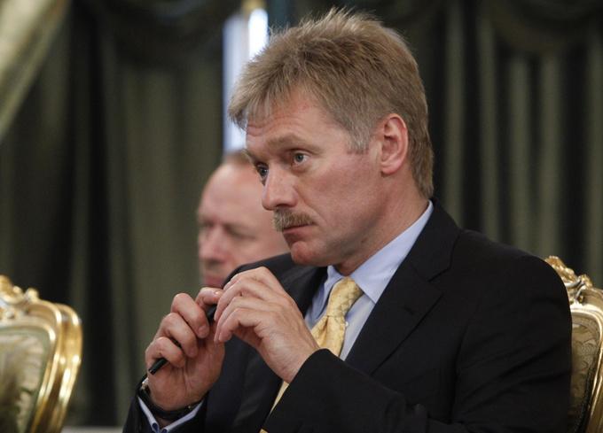 Дмитрий Песков отметил, что Россия будет наблюдать за конфликтом со стороны. Фото: MAXIM SHEMETOV/AFP/Getty Images