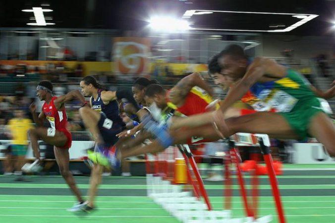 Фото:  Walton/Getty Images for IAAF