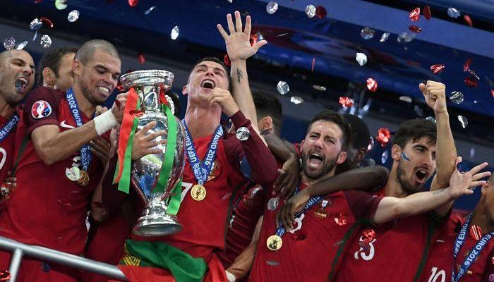 Евро-2016: Португалия впервые выиграла чемпионат Европы (видео)