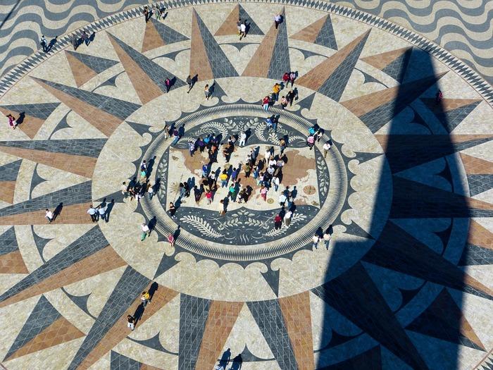 Памятник первооткрывателям, Монастырь иеронимитов (Жеронимуш), Лиссабон. Фото: LoggaWiggler/pixabay.com/CC0 Public Domain