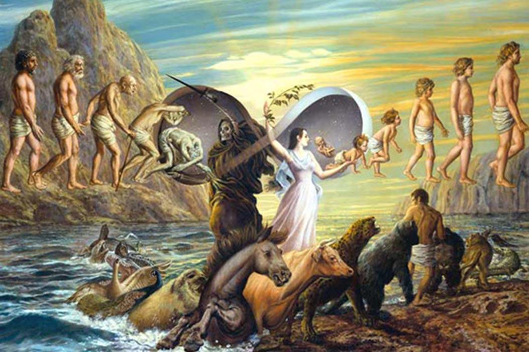 Образы, представляющие бессмертие. Фото: Gnostic Warrior