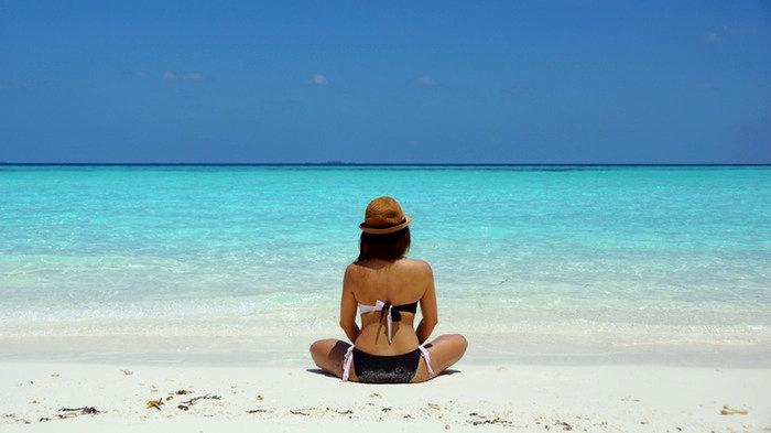 лето, море, летняя депрессия