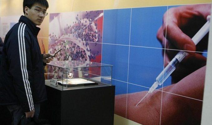 Китайский врач: В погоне за рекордами партия заставляет спортсменов принимать допинг