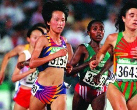 Китайская легкоатлетка Ма Цзяцзюнь. Фото: epochtimes.com