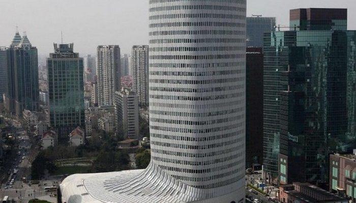 Пять странных архитектурных сооружений в Китае