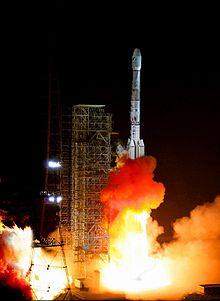китайская ракета