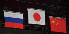 На Олимпиаде в Рио подняли флаг КНР с ошибкой