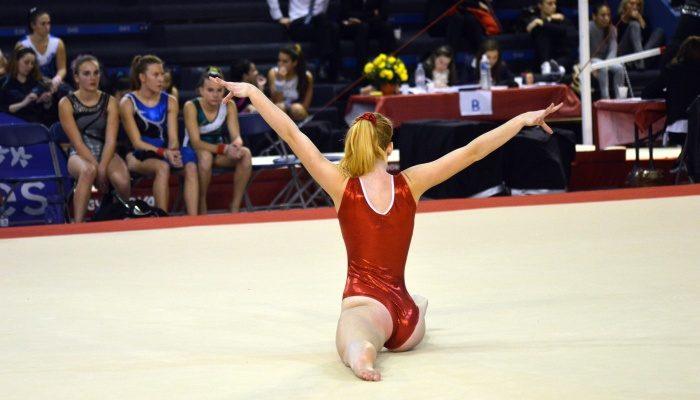 Художественная гимнастика появилась на свет благодаря балету
