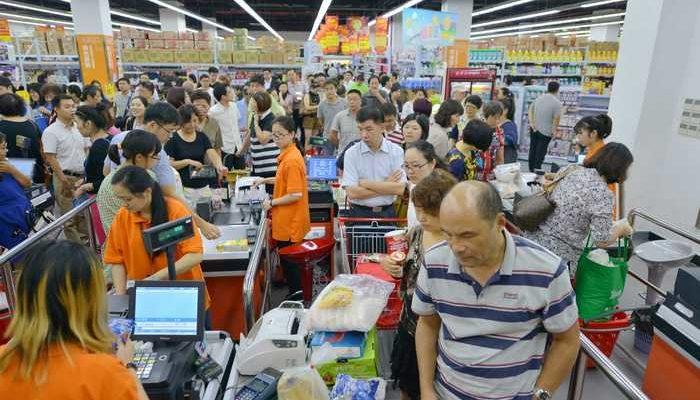В Китае откроют 300 магазинов с российскими продуктами