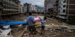 Как китайский студент расследовал последствия тайфуна «Непартак», и что из этого вышло