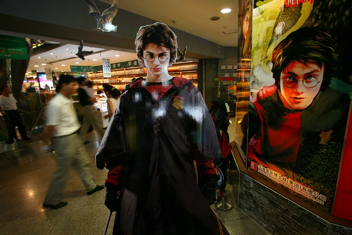 Гарри Поттер. Фото: China Photos/Getty Images