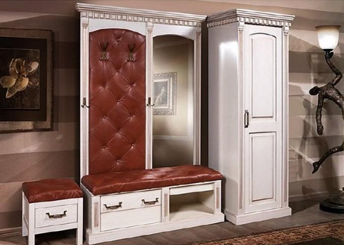 Прихожая «Грация» Вилейской мебельной фабрики. Фото: «Гранд Мираж»/grandmirage.ru