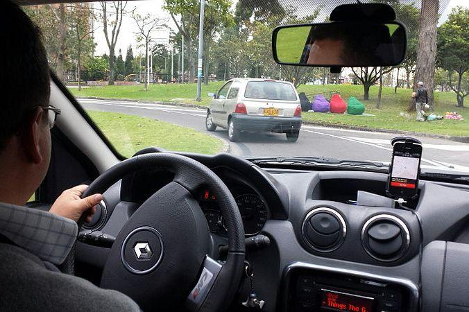 Такси онлайн от Uber. Фото: Wikipedia Commons